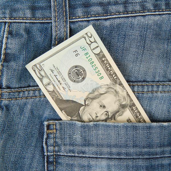 макроса выстрел модный джинсов американский 20 Сток-фото © michaklootwijk