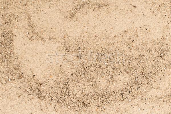 Sand background, different grain sizes Stock photo © michaklootwijk