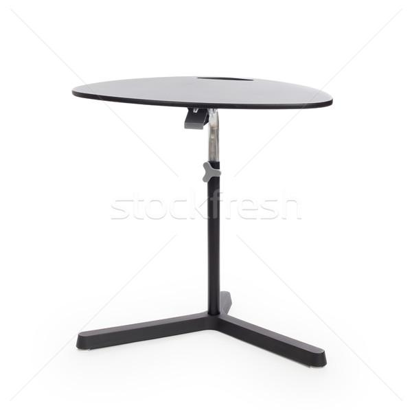 Modern folding table Stock photo © michaklootwijk