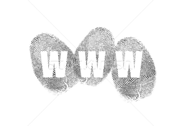 WWW word concept Stock photo © michaklootwijk