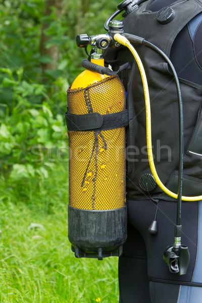 Scuba gear Stock photo © michaklootwijk