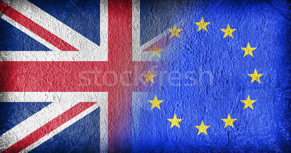 Stock photo: United Kingdom and the EU