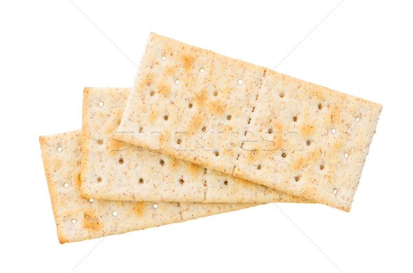 Small crackers isolated Stock photo © michaklootwijk