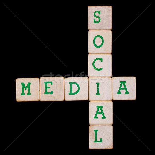 Social media  Stock photo © michaklootwijk