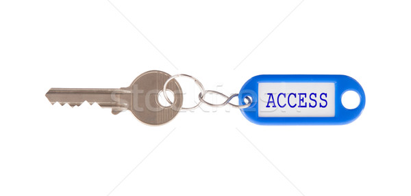 Key with Access label isolated  Stock photo © michaklootwijk