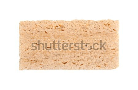 Cracker (breakfast) isolated Stock photo © michaklootwijk