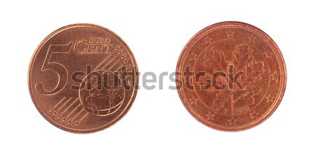 10 cent piece, South Africa Stock photo © michaklootwijk