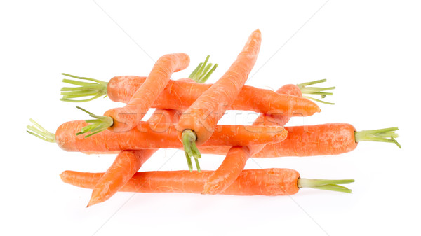 Heap of carrots  Stock photo © michaklootwijk