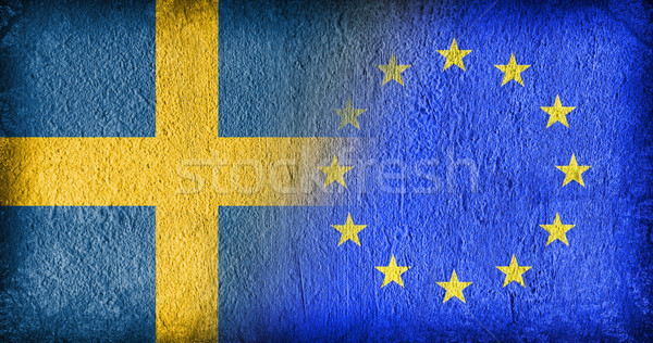 Sweden and the EU Stock photo © michaklootwijk
