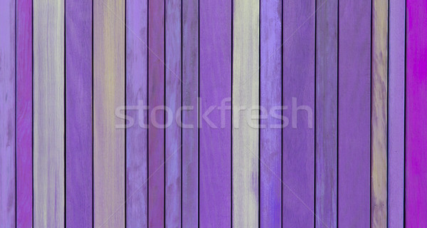 Background texture of old painted wooden lining boards Stock photo © michaklootwijk