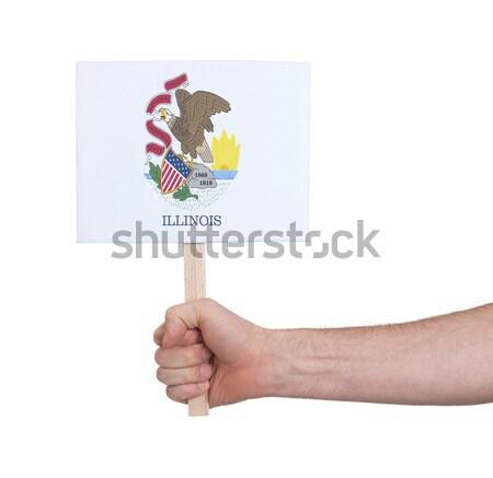 手 小 カード フラグ キプロス ストックフォト © michaklootwijk