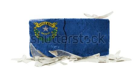 Flag burning - Nicaragua Stock photo © michaklootwijk
