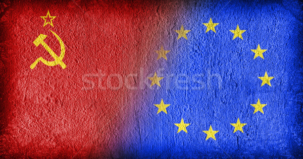 USSR and the EU Stock photo © michaklootwijk