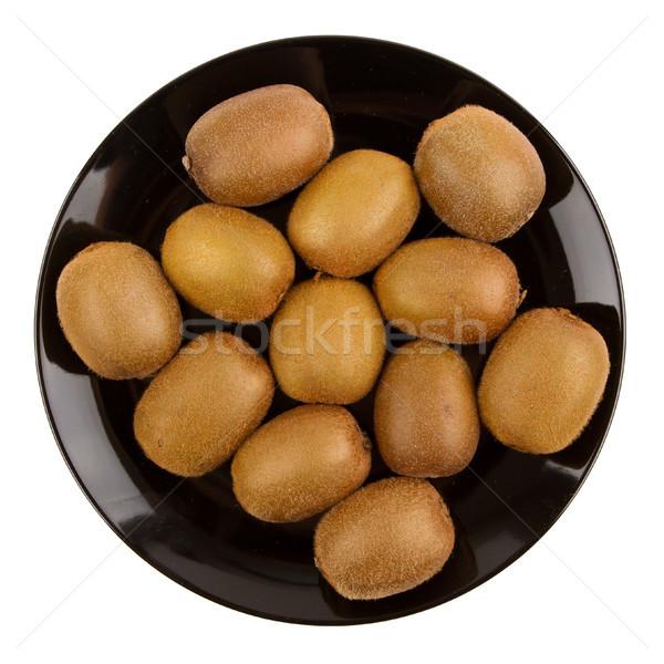 Poucos isolado branco comida fruto saúde Foto stock © michaklootwijk