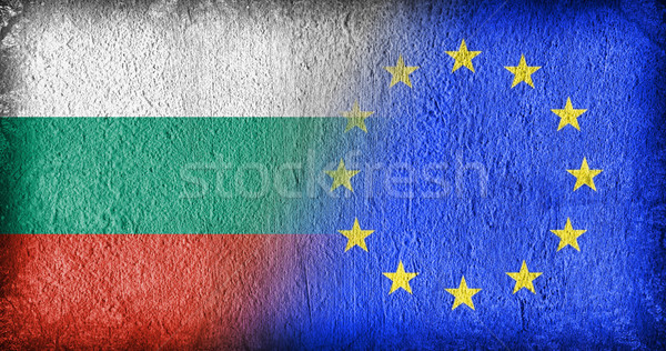 Bulgaria and the EU Stock photo © michaklootwijk