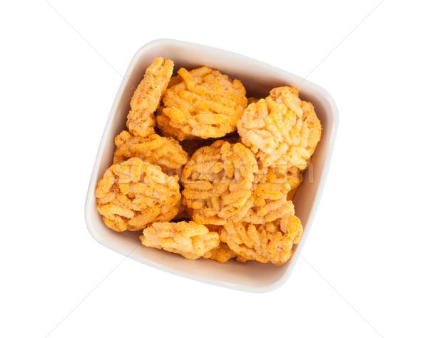 Spiced rice crispy  Stock photo © michaklootwijk