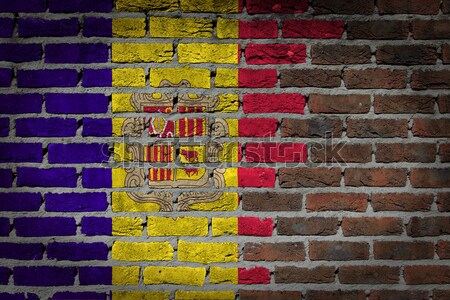 Dark brick wall - LGBT rights - Maryland Stock photo © michaklootwijk
