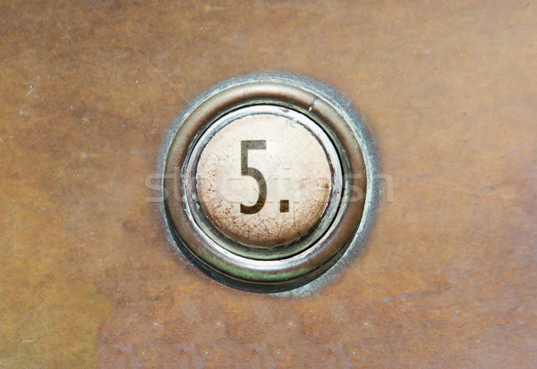 Old button - 5 Stock photo © michaklootwijk