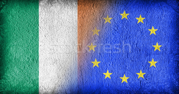 Ireland and the EU Stock photo © michaklootwijk