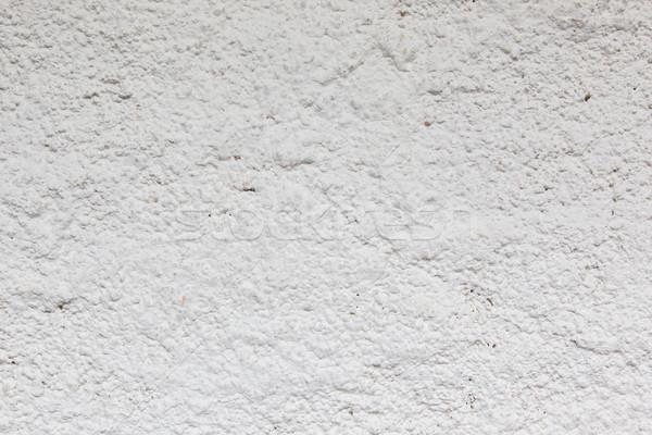 White wall texture background Stock photo © michaklootwijk