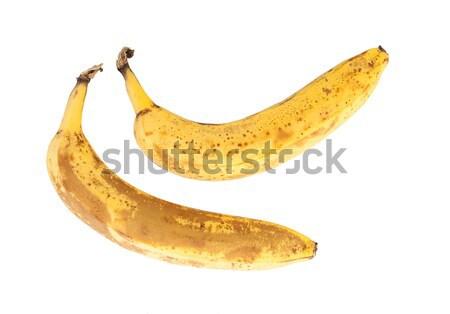 Bunch of over ripe bananas Stock photo © michaklootwijk