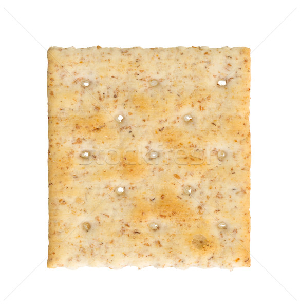 Small cracker isolated Stock photo © michaklootwijk