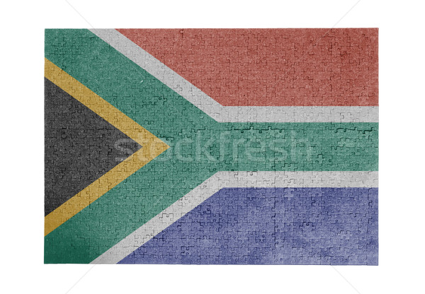 Large jigsaw puzzle of 1000 pieces - South Africa Stock photo © michaklootwijk