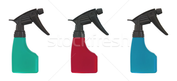Spray bottle with Stock photo © michaklootwijk