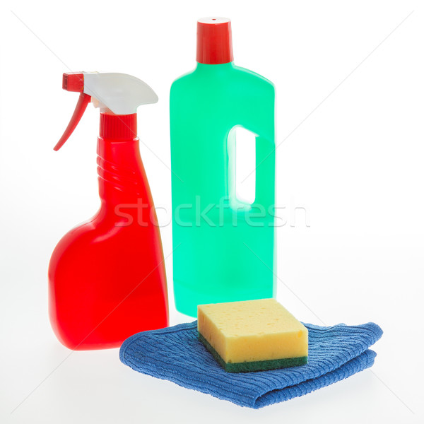 House cleaning product Stock photo © michaklootwijk