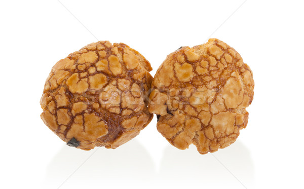 Two Japanese sweet beans (nuts) Stock photo © michaklootwijk