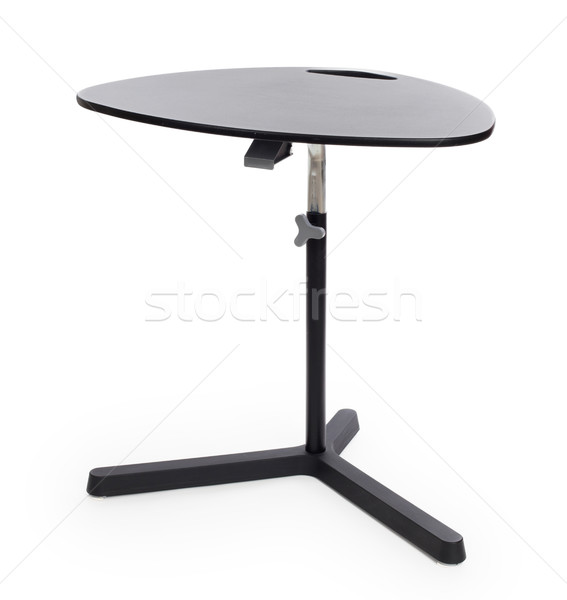 Modern folding table Stock photo © michaklootwijk