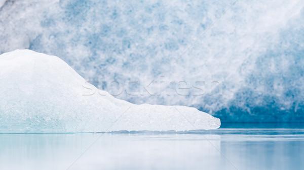 Stock fotó: Nagy · tó · délkelet · jég · üzlet · víz