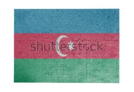 1000 sztuk Libia banderą Zdjęcia stock © michaklootwijk
