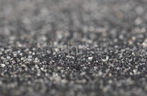 Asphalt felt texture, selective focus Stock photo © michaklootwijk