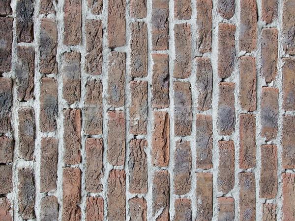Brick wall texture Stock photo © michaklootwijk