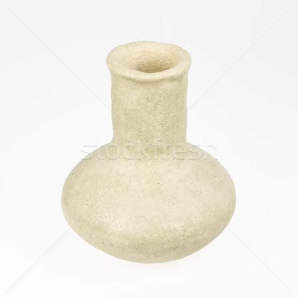 Old vase from clay, the handwork Stock photo © michaklootwijk