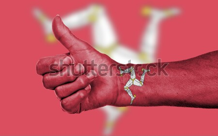 Hands covering breasts Stock photo © michaklootwijk