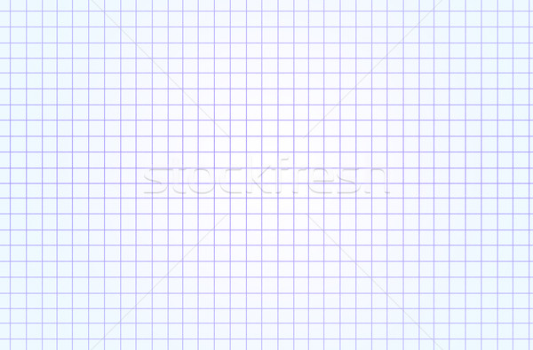 White squared paper seamless sheet texture Stock photo © michaklootwijk