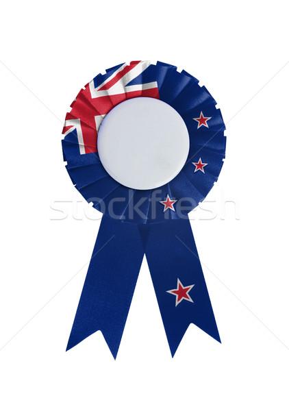 Award ribbon isolated on a white background Stock photo © michaklootwijk