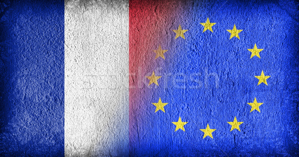 France and the EU Stock photo © michaklootwijk