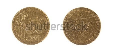One british pound coin  Stock photo © michaklootwijk