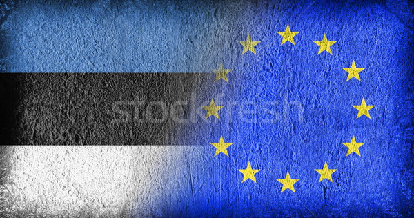 Estonia and the EU Stock photo © michaklootwijk