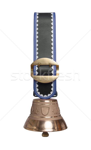 Souvenir cow bell  Stock photo © michaklootwijk