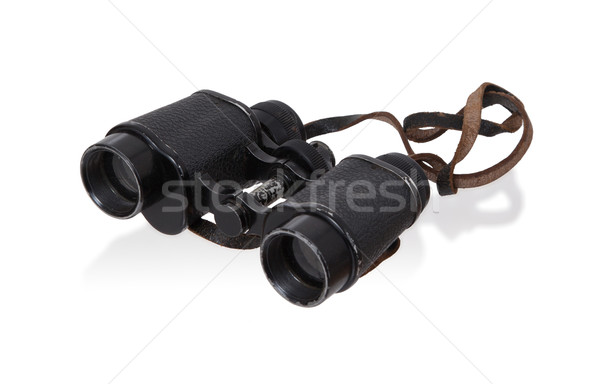 Old type of binoculars Stock photo © michaklootwijk