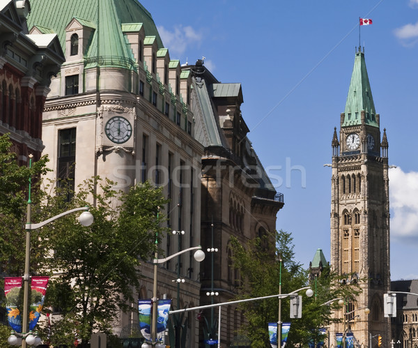 City Parliament Stock photo © michelloiselle