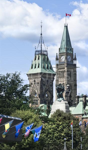 Canadian Pride Stock photo © michelloiselle
