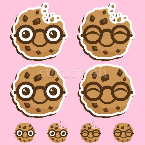 Smart Cookie Stock photo © Mictoon