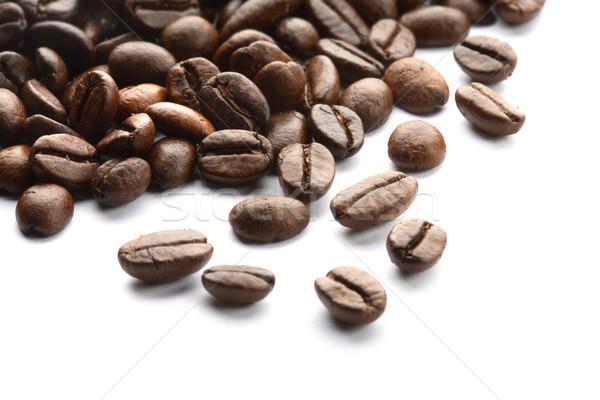 coffee beans Stock photo © mikdam