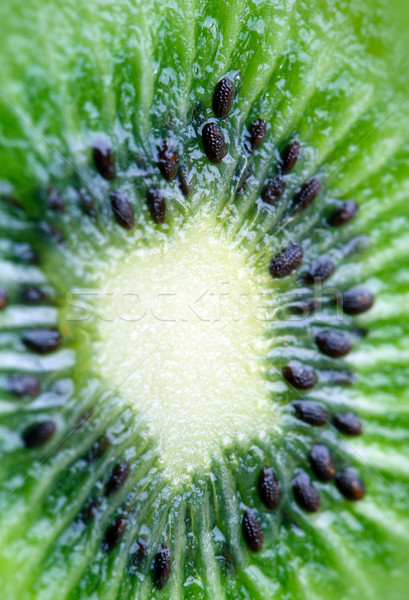Saine kiwi fruits fond fraîches Photo stock © mikdam