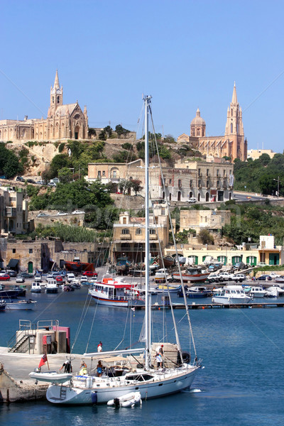 Malta-Gozo Stock photo © mikdam